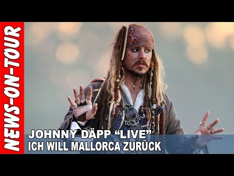 Johnny Däpp (Live Music Clip) | Ich will Mallorca zurück | Lorenz Büffel | Oberhausen Ole 2016