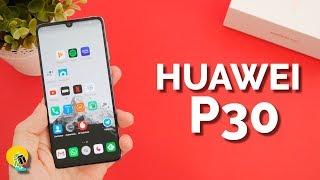 Analisis Huawei P30: el EQUILIBRIO hecho móvil