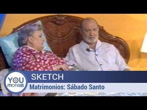 Sketch - Matrimonios Sábado Santo