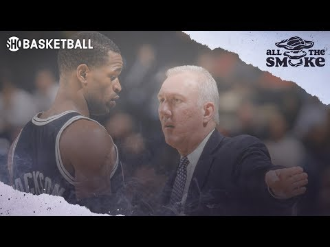Stephen Jackson & Coach Pop's Complicated Relationship | ALL THE SMOKE