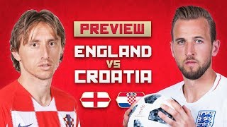 CAN ENGLAND REACH THE FINAL?! | ENGLAND vs CROATIA World Cup PREVIEW