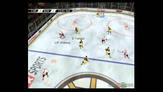 NHL 2K7 - Gameplay Xbox (Xbox Classic)