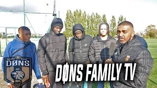 DONS FAMILY TV | DONS vs BICKLEY