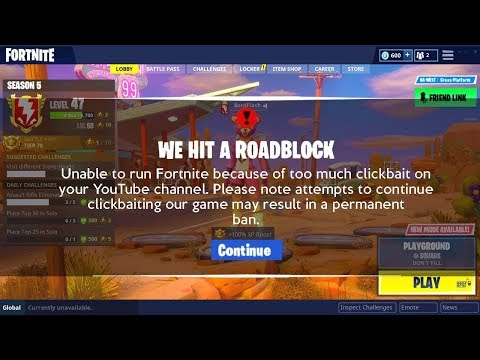 Epic Games ruined my