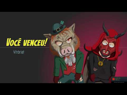 South Park  The Fractured but Whole - Classe: Ultima Viva