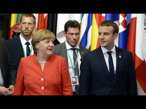 France's Macron and Germany's Merkel to lead post-Brexit EU revival