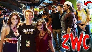 ZOMBIES WORLD CHAMPIONSHIP VLOG PART 2 THE FINALE! - Meeting YouTubers & Watching the Competition!