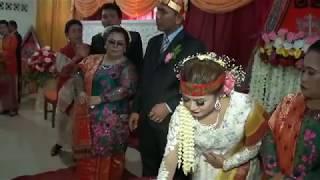 Manjomput Tumpak - Pesta Adat Pernikahan Ganda Yosefa