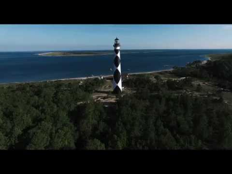 Live Carteret - Morehead City, Beaufort, Harker's Island and Cape lookout, NC.
