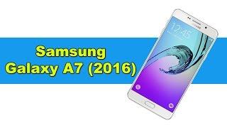 Смартфон Samsung Galaxy A7  (2016)