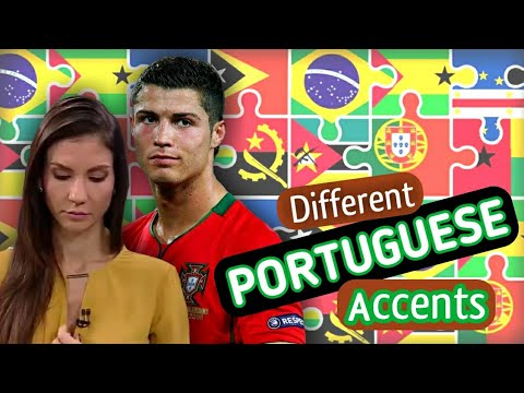 The Portuguese Language in Different Accents