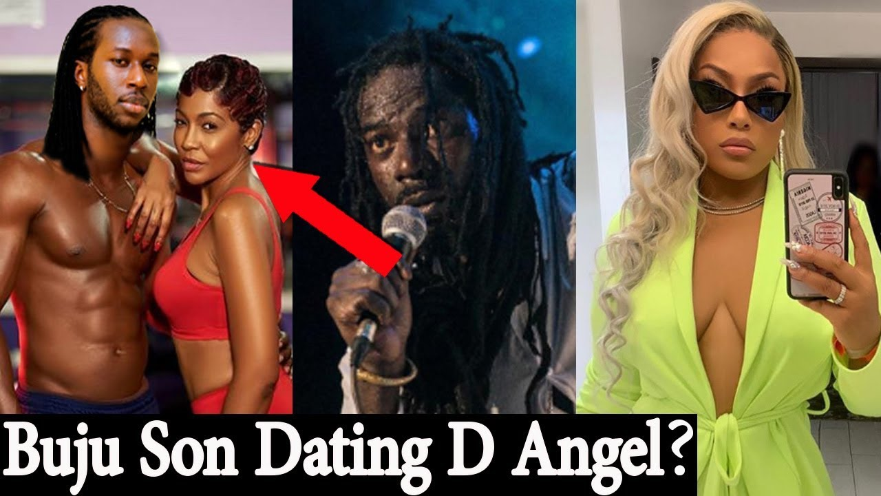 Buju Son Markus Allegedly Dating D Angel, Buju N0t With It | Stefflon Don Speaks On Buju 2019