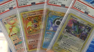 Pokemon PSA Graded Returns - More Staff DCE promos!