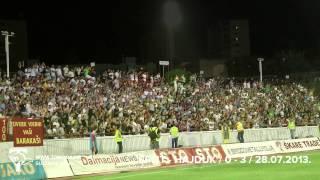 Torcida Split / RNK Split - Hajduk Split 0:3 (3. Kolo MAXtv Prva Liga)