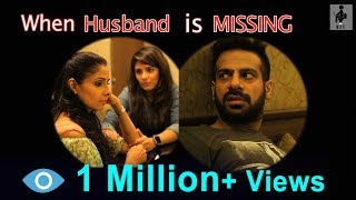 SIT | Men The Real Victims | When Husband Goes Missing | Ep 37