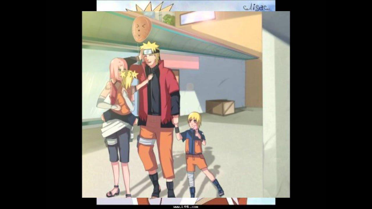 Sasuke And Hinata Family