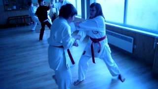 Jundokan Goju Ryu Karate: Gekisai Bunkai by kids