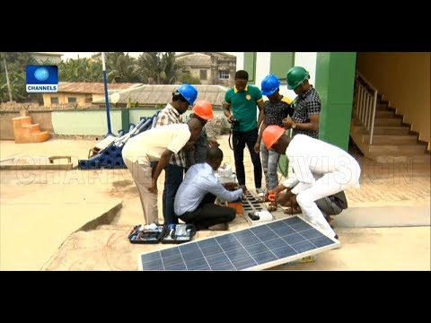 Young Nigerian Holds Free Training For Renewable Energy Enthusiasts |Eco@Africa|