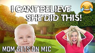 MOM GETS FURIOUS THAT I TOOK HER SONS ACCOUNT! Scaring People On Xbox-Live. -ChocolateChimp