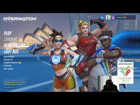 Overwatch with Saph! (BEBO Streaming)
