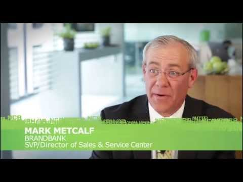 Brand Bank and NCR's Interactive Teller
