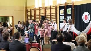 """""""Fala ludzkich serc"""" (Daab) - I LO Starachowice, koncert dla maturzystów 2014"""