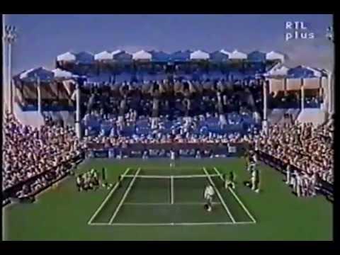 1987   Indian Wells   Finale   Becker b Edberg