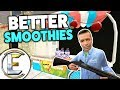 Better Smoothie Stand - Gmod DarkRP Life (Fruit Slicer And Smoothie Maker Easy Money)