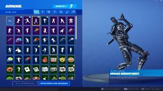 FREE FORTNITE ACCOUNT (E-MAIL and Password in descripton!) | Giveaway/Verlosung!