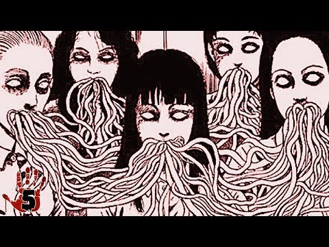 Top 5 Most Disgusting Body Horror Movies From Japan
