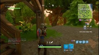 Fortnite how to get a free sniper