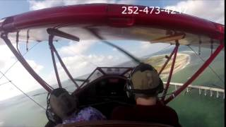 Outer Banks Biplane Air Tours with Michael and Ann Thumbnail