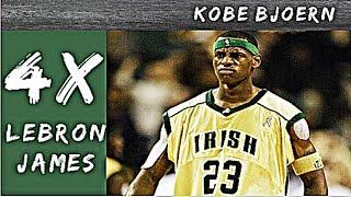 Die 4 Stufen des LeBron James - Kobe Bjoern