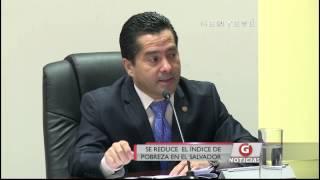 Se reduce el índice de pobreza en El Salvador