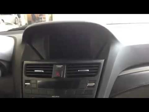 2013 Acura ZDX Technology Package Interior Features   John Eagle Acura