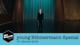 Trailer: Young Böhmermann Spezial | NEO MAGAZIN ROYALE mit Jan Böhmermann - ZDFneo