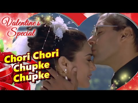 Chori Chori Chupke Chupke [Title Song] | Salman Khan | Rani Mukherjee | Preity Zinta | Romantic Song