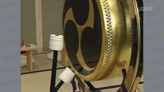 第25回 「太鼓」の打ち方