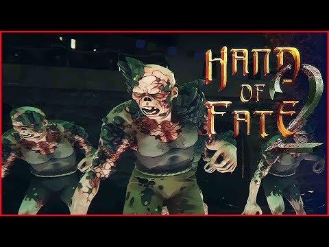 Hand Of Fate 2 ➤ Прохождение #2 ➤УЖАС ВЕСТВЕНДА.