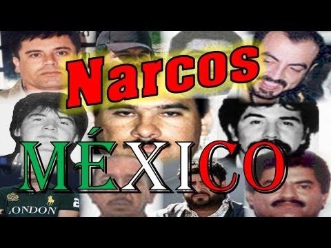 Narcotraficantes Mexicanos mas importantes de todos los tiempos primera parte.