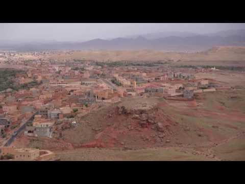 Moroccan Road Trip - Todra Gorge Panorama