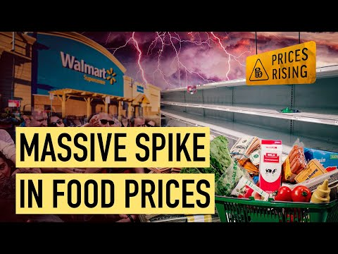 As Hoarding Intensifies, Food Prices Will Face A Massive Spike In The Next 60 Days