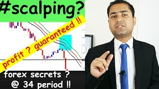 Moving average scalping strategy : Best forex trading system