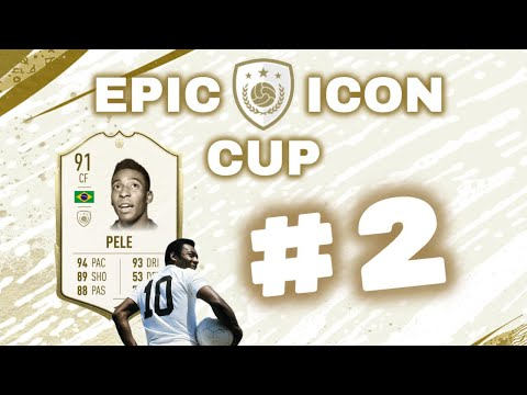 Epic ICON Cup🔥Gegner