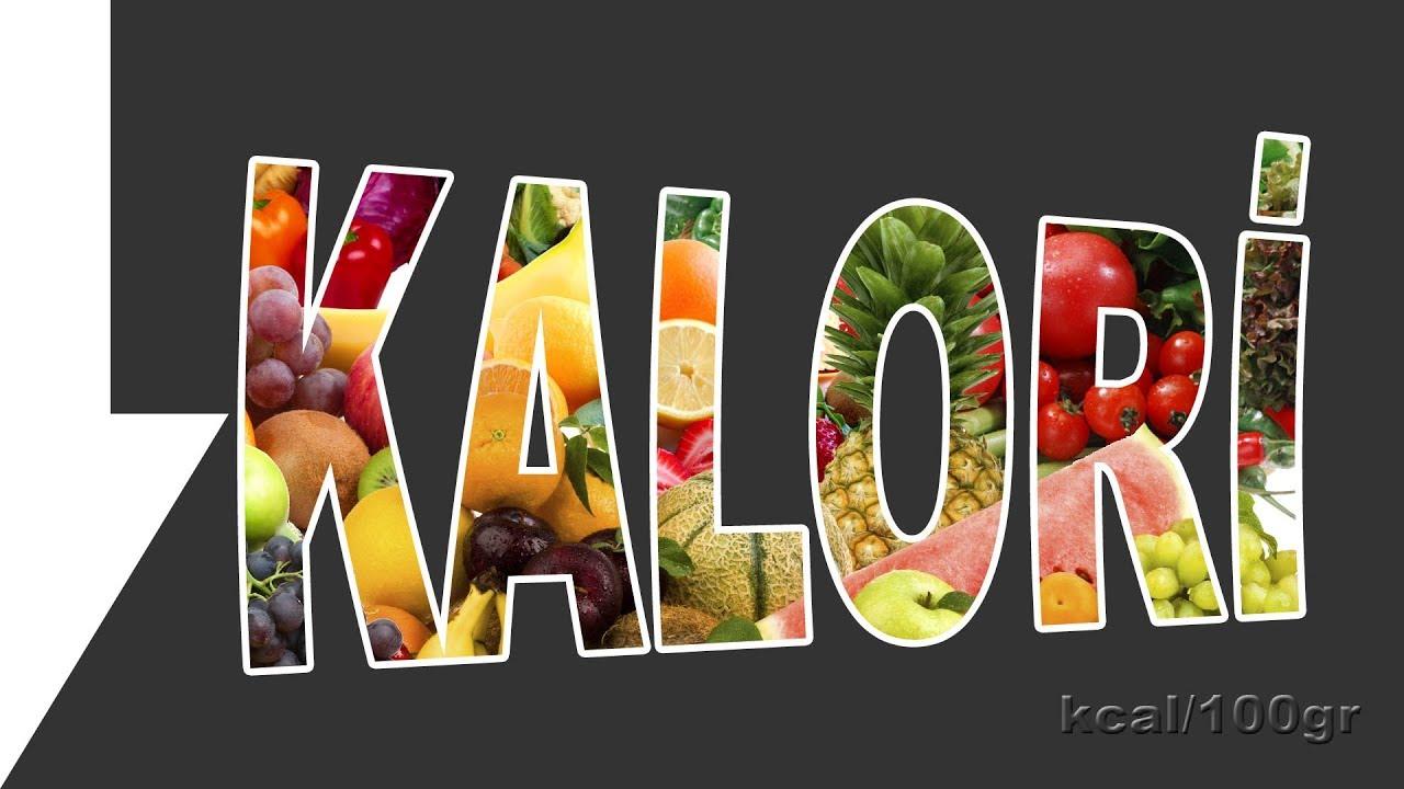 Download Kalori Değeri En Düşük 10 Meyve ve Sebze