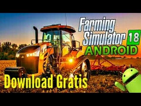 SAIUUU DOWNLOAD FARMING SIMULATOR GRATIS APK + OBB FS18