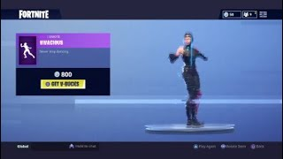 Fortnite Rouge Agent skin in item Shop :|