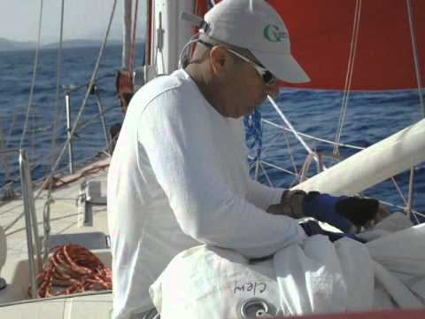GREEK ISLAND SAILING 2011
