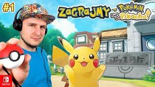 #1 Zagrajmy w Pokémon Let's Go Pikachu - Hikomikos