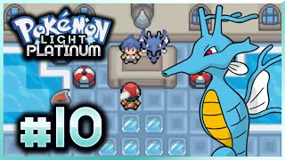 Скачать Let S Play Pokemon Light Platinum Part 10 Seanport Gym Leader Lucas